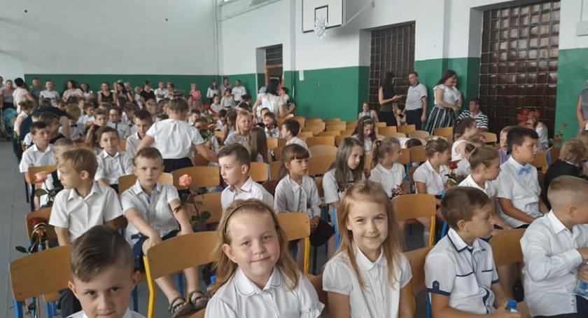Szkoły podstawowe, Zakończenie Szkolnego 2018/2019 Szkole Podstawowej Brześć Kujawskim - zdjęcie, fotografia