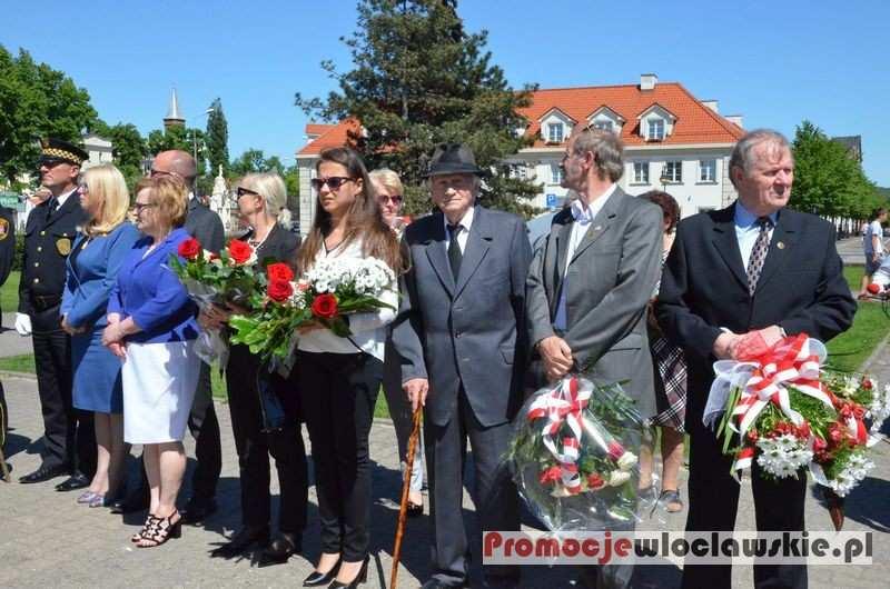 Święta państwowe i religijne, Obchody Narodowego Zwycięstwa Włocławku - zdjęcie, fotografia