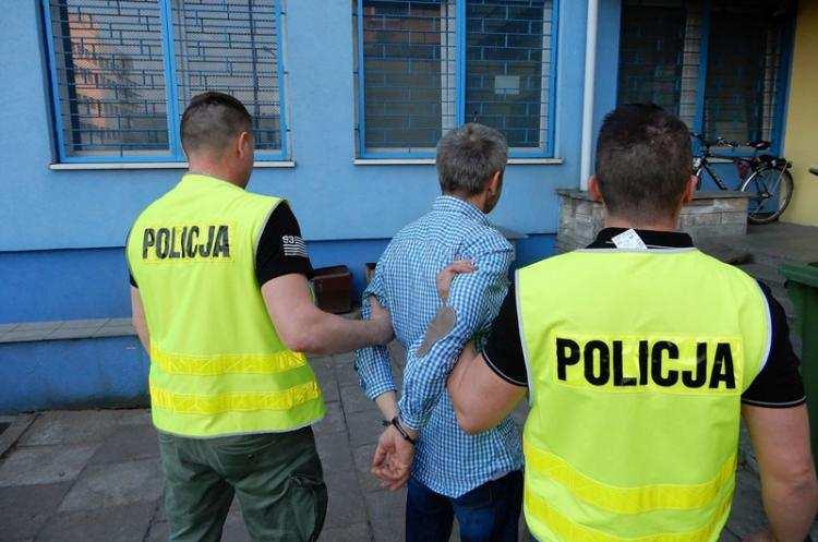 Społeczeństwo, Ewakuacja Włocławku Saperzy szukali bomby jednym bloków - zdjęcie, fotografia