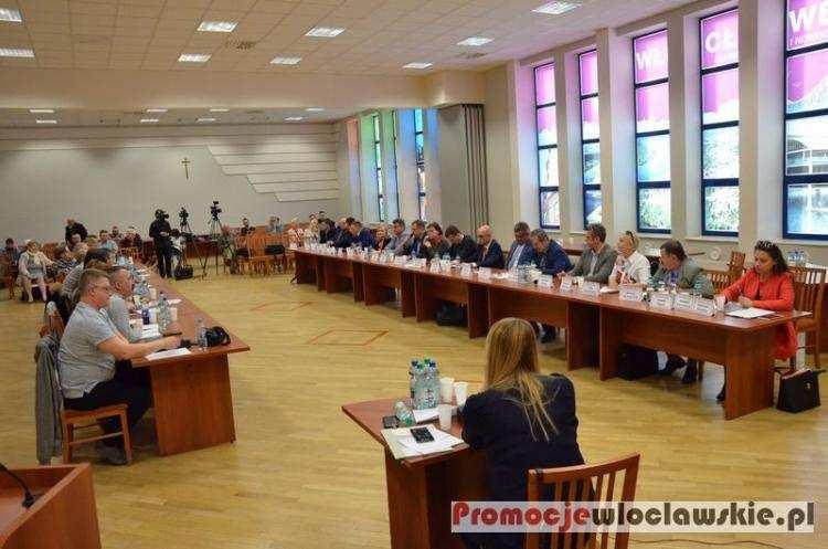 Polityka, Radni ogniu pytań Włocławek będzie [ZDJĘCIA] - zdjęcie, fotografia