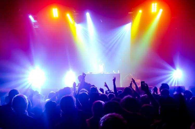 Rozrywka, Święto Żuru Kujawskiego Brześciu Kujawskim gwiazdy jednej scenie - zdjęcie, fotografia