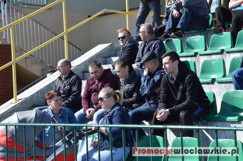 Piłka nożna, Łokietek Brześć Kujawski Lubienianka Lubień Kujawski - zdjęcie, fotografia