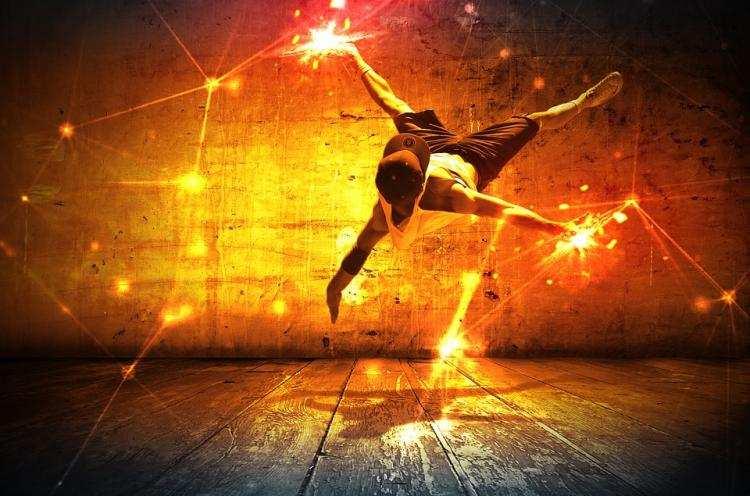 Rozrywka, Wielkie święto tańca Włocławku Przyjdziesz - zdjęcie, fotografia