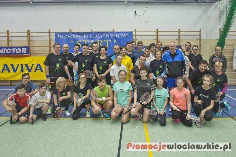 Karate, Miłośnicy badmintona rywalizowali Smólniku [ZDJĘCIA] - zdjęcie, fotografia