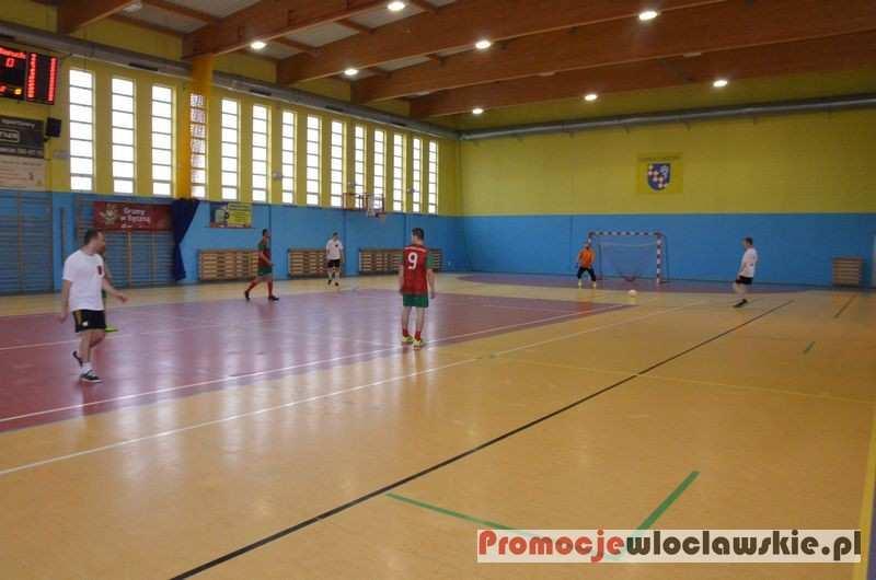 Piłka nożna, Powiatowy Turniej Piłki Halowej Choceniu - zdjęcie, fotografia