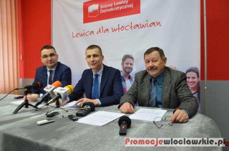 Polityka, Lewica zabiega mniejsze opłaty dodatkowe dotacje włocławian proponują - zdjęcie, fotografia