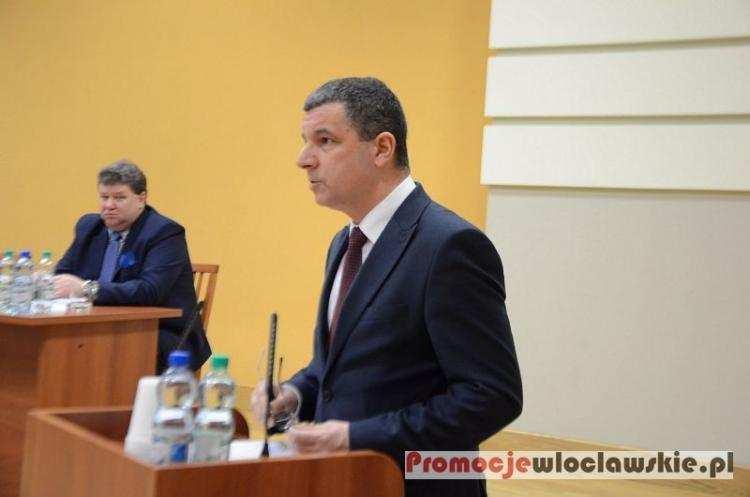 Polityka, dalej deficytową spółką Znamy stanowisko Prezydenta Włocławka - zdjęcie, fotografia