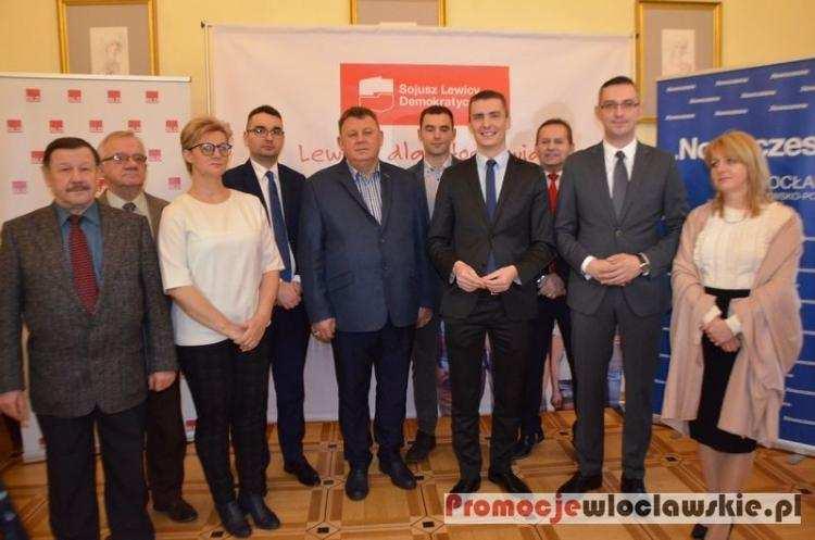 Biznes i polityka, Nowoczesna Włocławku razem wyborach samorządowych - zdjęcie, fotografia