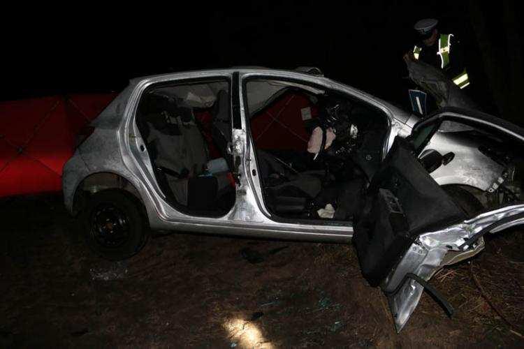 Region_, Tragiczne zderzenie samochodu osobowego regionie żyją osoby - zdjęcie, fotografia