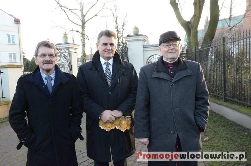 Fotoreportaże, Spotkanie noworoczne Pałacu Biskupim Włocławku - zdjęcie, fotografia