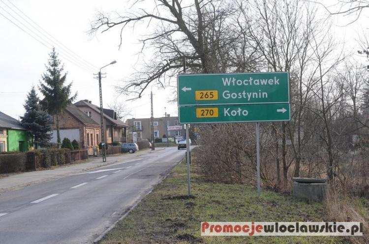 Społeczeństwo, Ponad milionów drogi Które drogi powiecie włocławskim przebudują - zdjęcie, fotografia