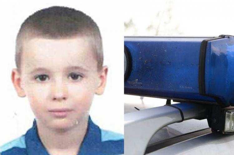 Ludzie_, Włocławku zaginął letni chłopiec Louis Sobkowicz Szuka matka - zdjęcie, fotografia