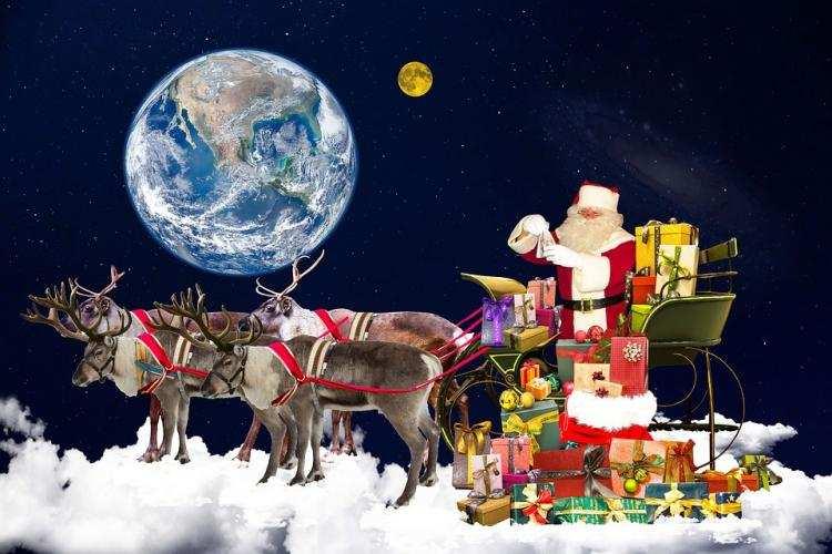 Rozrywka, jeszcze Włocławku było! Jarmark bożonarodzeniowy rozmachem - zdjęcie, fotografia