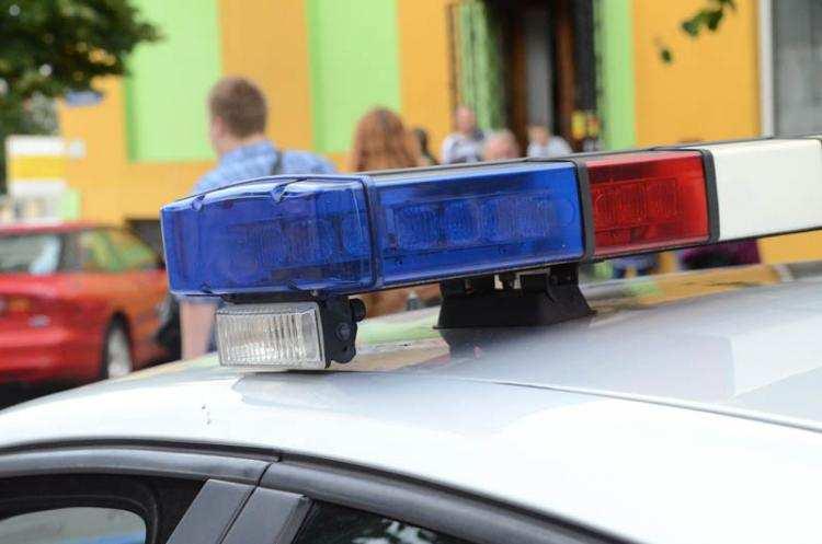 Społeczeństwo, Wypadek drogowy Baruchowie żyje rowerzysta Policja szuka świadków - zdjęcie, fotografia