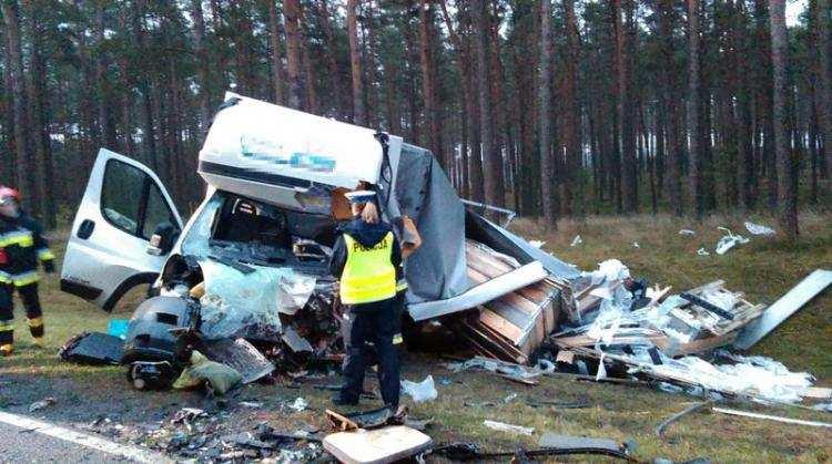Region_, Tragiczny wypadek regionie żyje latek cztery osoby trafiły szpitala [FOTO] - zdjęcie, fotografia