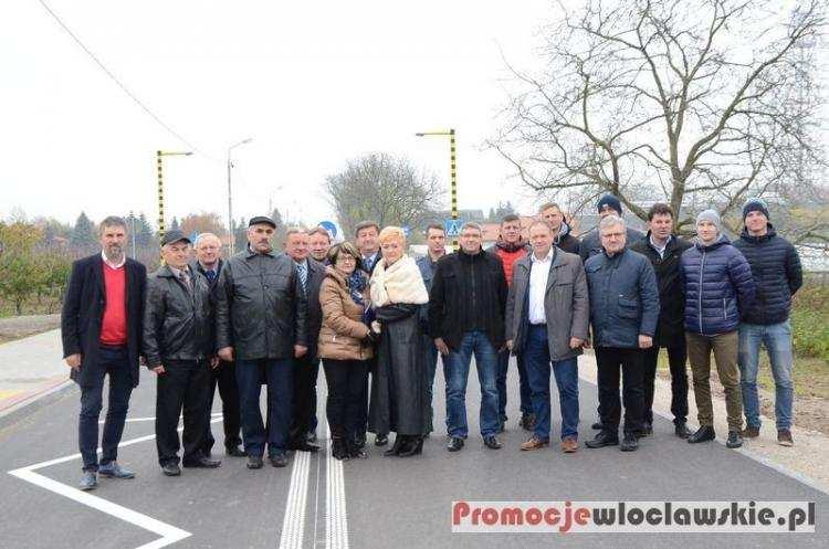Społeczeństwo, Dobrzyńska oficjalnie otwarta Remont kosztował blisko milionów [ZDJĘCIA] - zdjęcie, fotografia