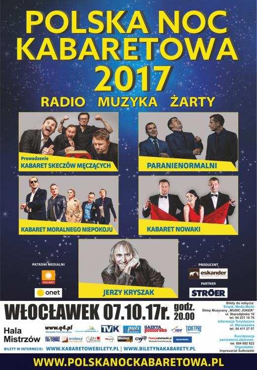 Polecamy, Wygraj bilety Polską Kabaretową Włocławku [KONKURS] - zdjęcie, fotografia
