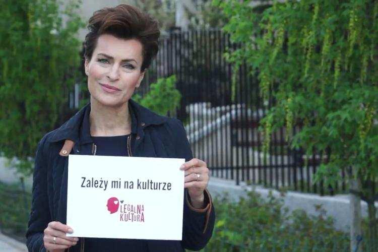Polecamy, Danuta Stenka odwiedzi Włocławek Znana aktorka spotka Czytelnikami - zdjęcie, fotografia