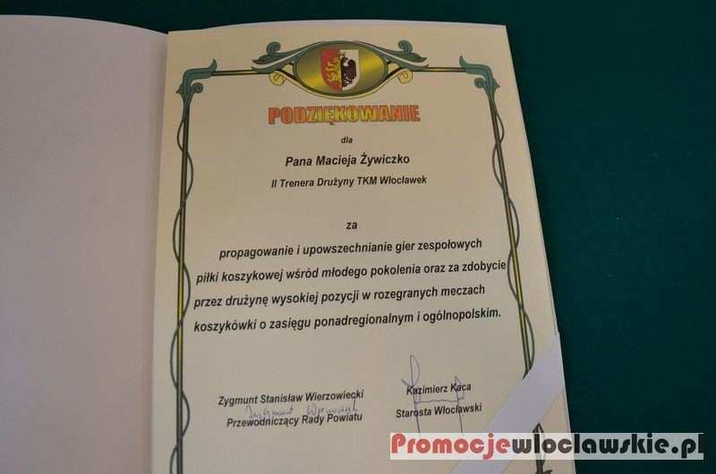 Fotoreportaże_, Włocławek nagrodzony przez Starostę Włocławskiego - zdjęcie, fotografia
