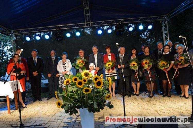 Ludzie_, rolników doceniony dożynki Śmiłowicach [ZDJĘCIA] - zdjęcie, fotografia