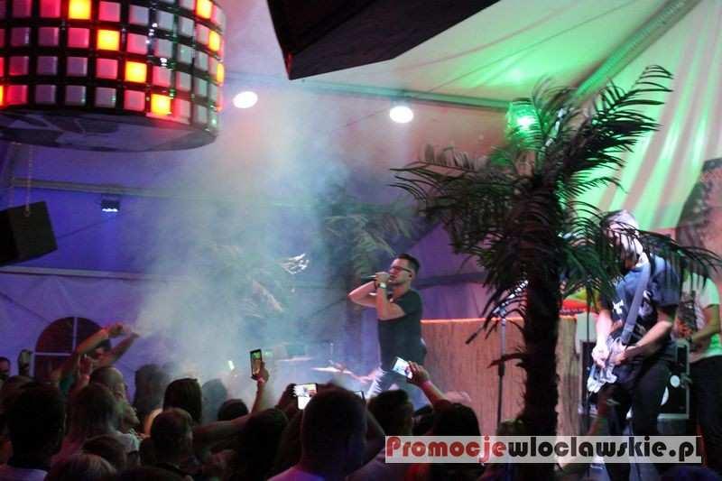 Koncerty, Plaża Choceń Playboys - zdjęcie, fotografia