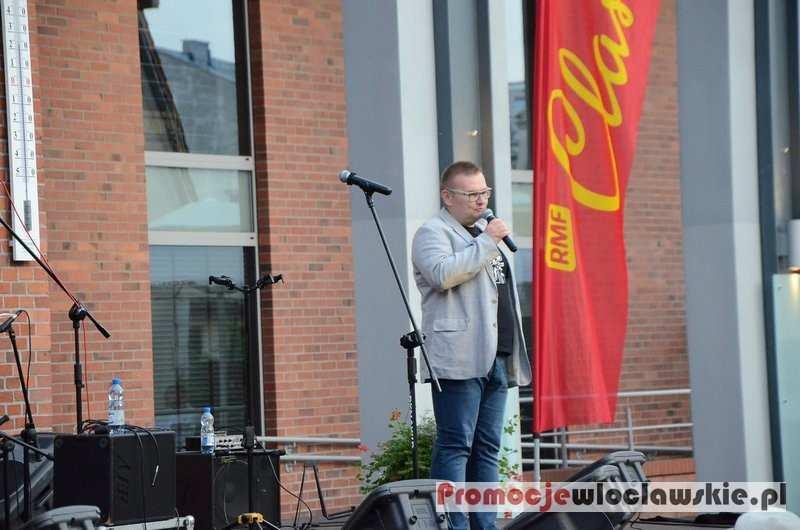 Fotoreportaże_, Koncert Roberta Kasprzyckiego Włocławku - zdjęcie, fotografia