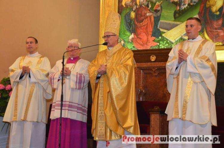Ludzie_, Zmiany parafiach diecezji włocławskiej proboszczowie wikariusze - zdjęcie, fotografia