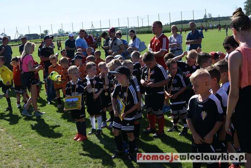 Piłka nożna, Mistrzostwa Powiatu Włocławskiego piłce nożnej dzieci Lubieniu Kujawskim - zdjęcie, fotografia