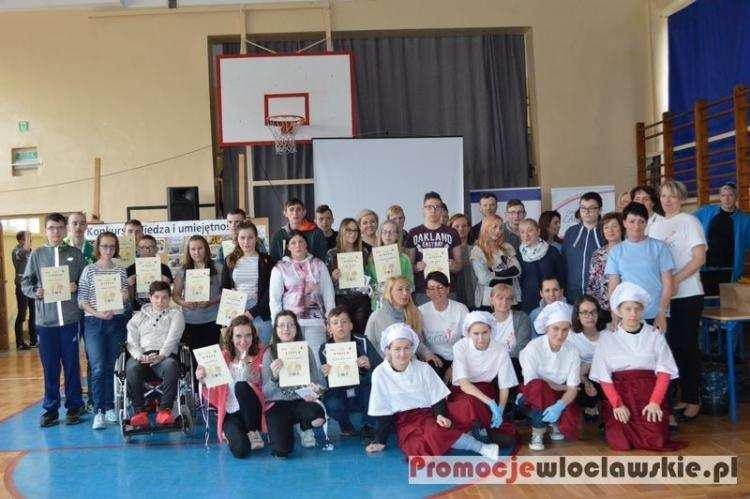 Szkoły, Kuchenne doświadczenia Włocławku [ZDJĘCIA] - zdjęcie, fotografia