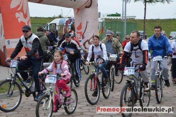 Ludzie_, Kujawsko pomorskie startuje Włocławku rowery Szykuje wielki rowerowy - zdjęcie, fotografia