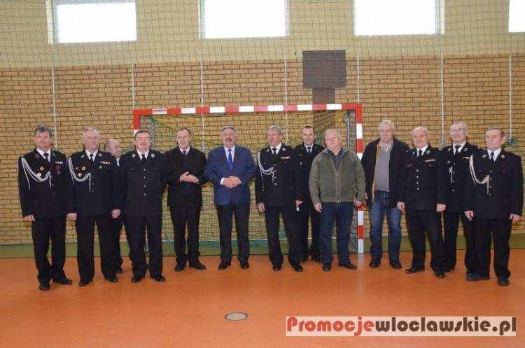 Galerie_, Strażacy walczyli Puchar Prezesa Włocławku Baruchowie zwyciężył [ZDJĘCIA] - zdjęcie, fotografia
