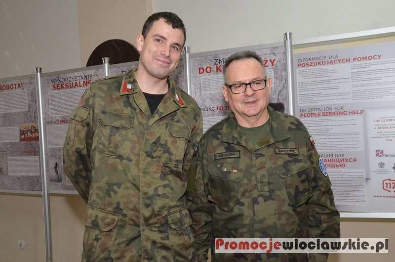 Szkoły średnie, Minister Obrony Narodowej Antoni Macierewicz Włocławku - zdjęcie, fotografia
