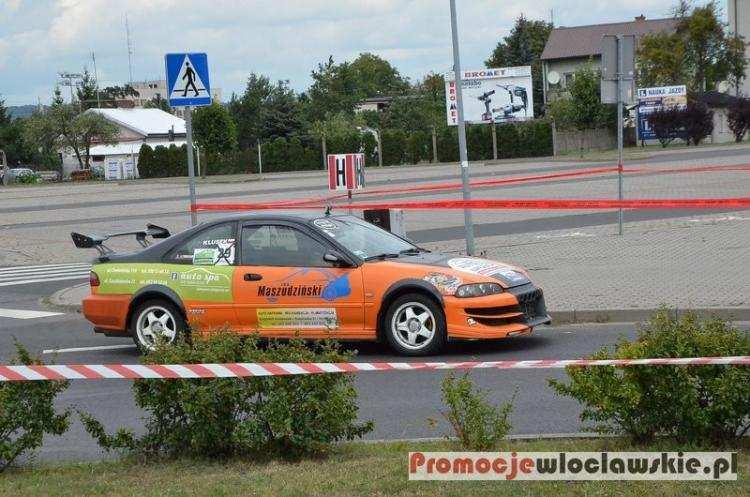 Rajdy motorowe - auta, Emocji brakowało Autoslalom Włocławku [ZDJĘCIA] - zdjęcie, fotografia