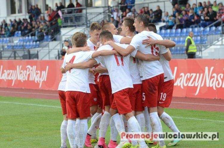 Piłka nożna, Polska Białoruś wkrótce Włocławku - zdjęcie, fotografia