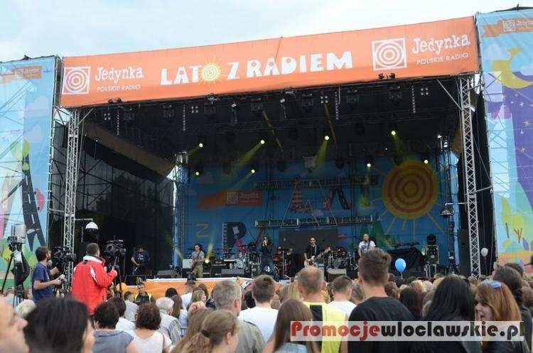 Rozrywka, Włocławka Radiem zgromadziły tłumy [DUŻO ZDJĘĆ] - zdjęcie, fotografia