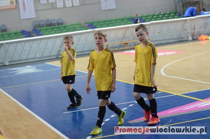 Piłka nożna, Master Włocławku małych Mistrzów - zdjęcie, fotografia