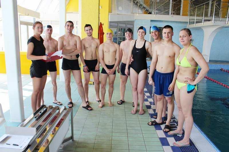 Pływanie, WŁOCŁAWEK SZKOLENIE ZAWODOWE RATOWNIKÓW WODNYCH - zdjęcie, fotografia