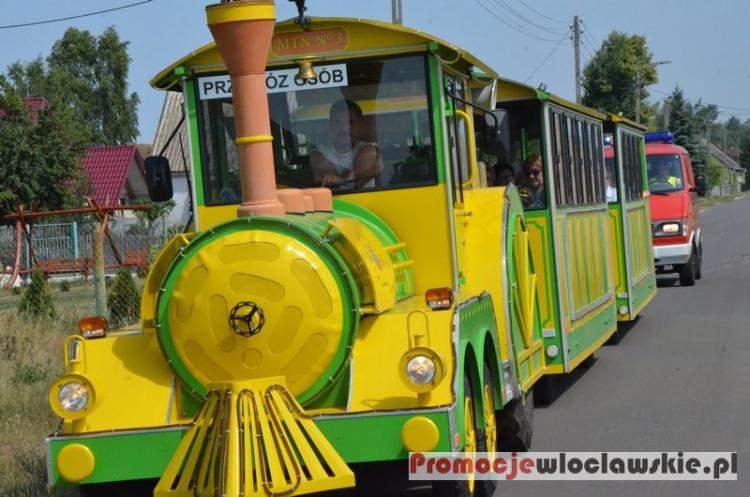 Ludzie_, Zbliża Familijny Rowerowy Zieloną Kolejką Gminie Baruchowo Trwają zapisy - zdjęcie, fotografia
