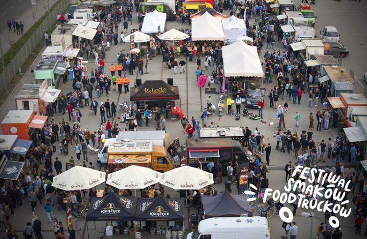 Polecamy, Festiwal Smaków Trucków wraca Włocławka - zdjęcie, fotografia