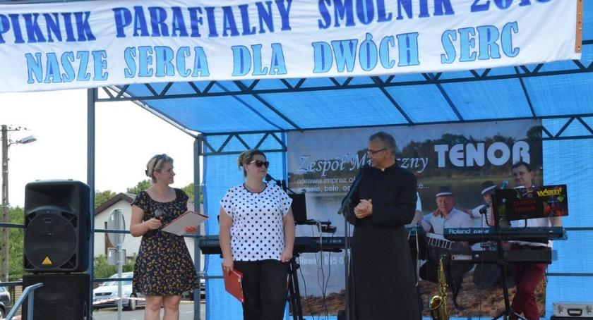 Kościół - Parafie , Piknik Parafialny Nasze Serca Dwóch Smólniku - zdjęcie, fotografia