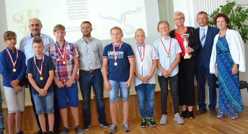 Lekkoatletyka, Podsumowanie współzawodnictwa sportowego Powiecie Włocławskiem 2017/2018 - zdjęcie, fotografia