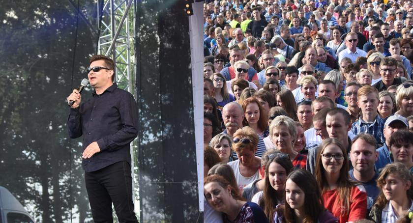 Koncerty, Powitanie Lubieniu Kujawskim Akcent Zenek Martyniuk porwie tłumy [PROGRAM] - zdjęcie, fotografia