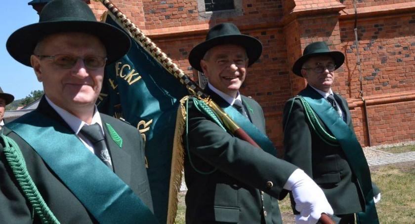Ludzie_, Obchody lecia Polskiego Związku Łowieckiego Włocławku - zdjęcie, fotografia