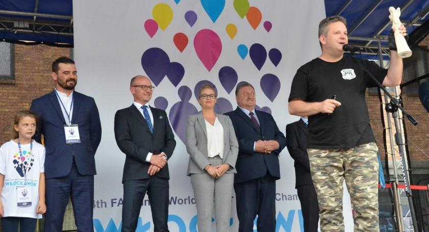 Aeroklub, Balonowe Mistrzostwa Świata Juniorów Włocławku [ZDJĘCIA] - zdjęcie, fotografia