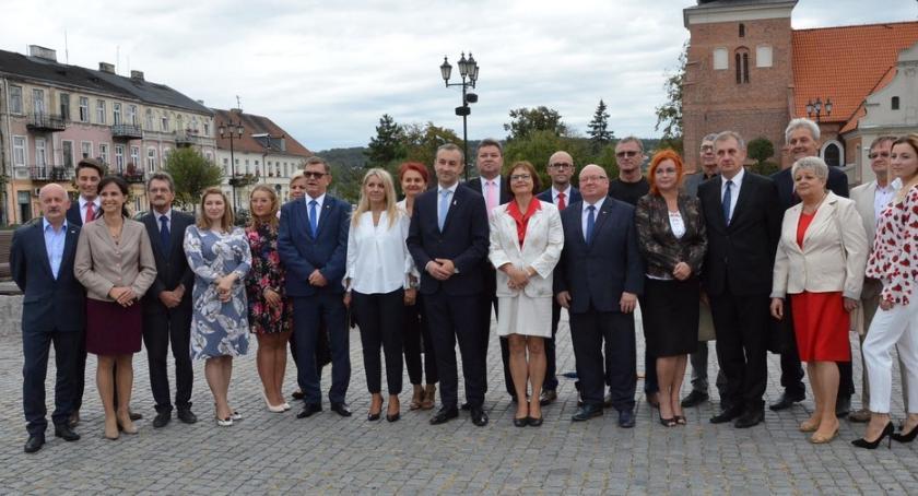 Polityka, Wybory samorządowe Włocławek Znamy jedynki Zjednoczonej Prawicy - zdjęcie, fotografia