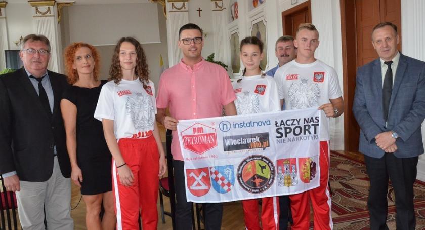 Karate, Zawodnicy Gminy Choceń będą reprezentować Polskę Mistrzostwach Świata Kickboxingu - zdjęcie, fotografia