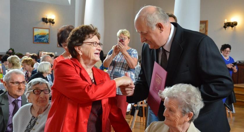 Ludzie_, Jubileusz seniorów Lubrańcu [ZDJĘCIA] - zdjęcie, fotografia