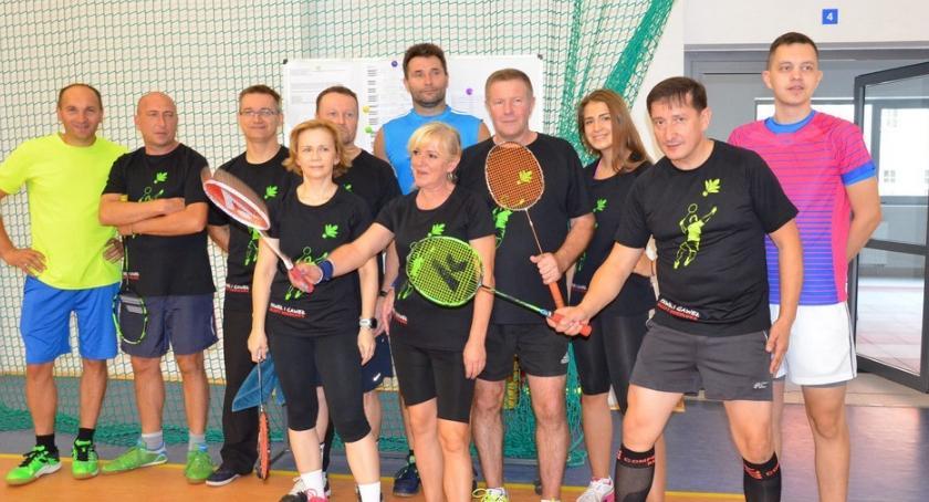Badminton, Otwarte Mistrzostwa Włocławka badmintonie [ZDJĘCIA] - zdjęcie, fotografia