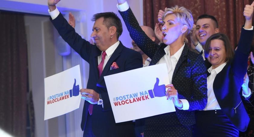 Polityka, Konwencja wyborcza Jacka Kuźniewicza kandydata Prezydenta Włocławka [FOTO VIDEO] - zdjęcie, fotografia