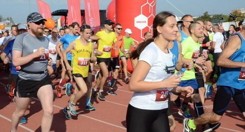 Biegi, Anwil Półmaraton Włocławek włocławska [ZDJĘCIA] - zdjęcie, fotografia